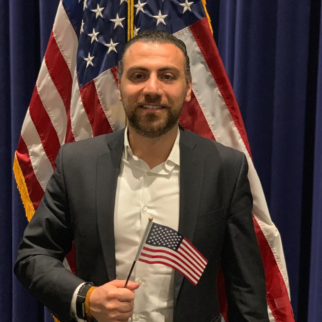 It's official! I am officially an American citizen