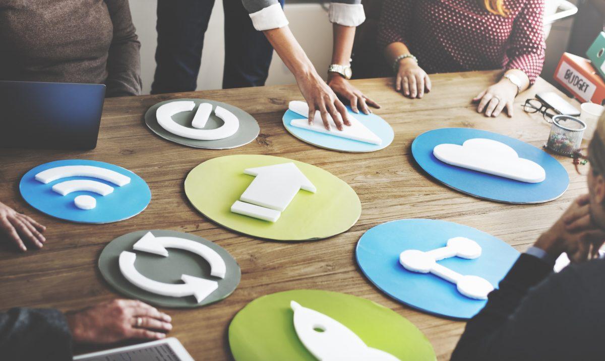 Digital Marketing Table