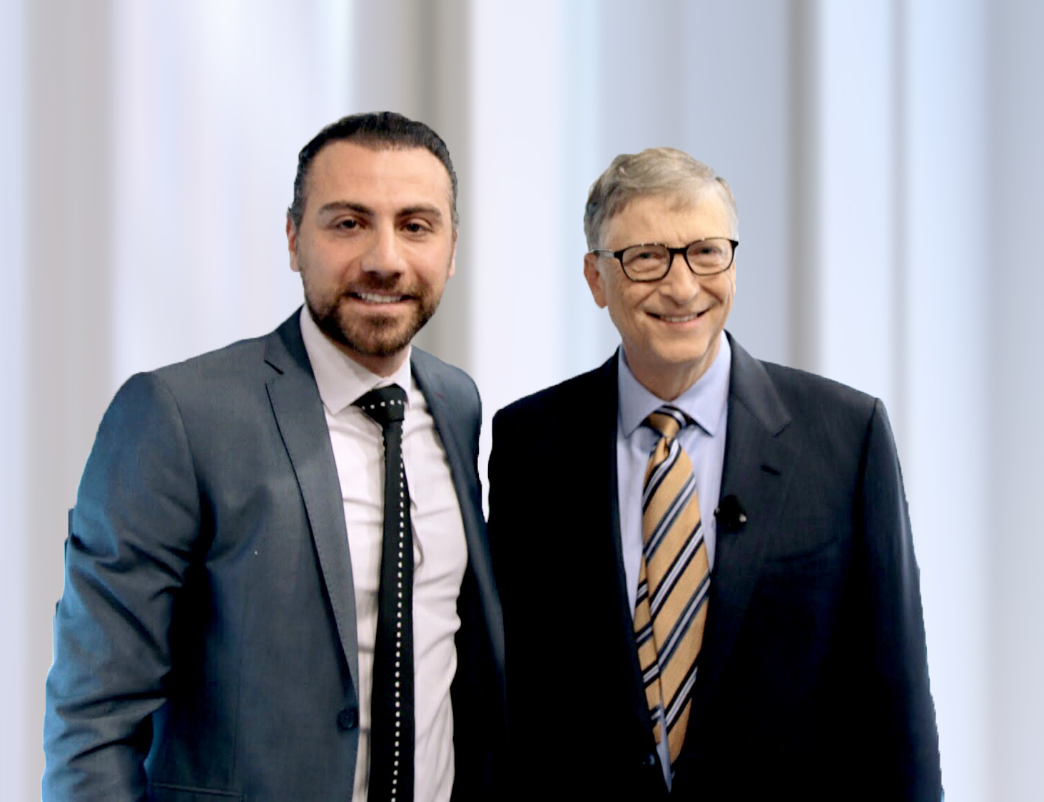 Roy Abdo Bill Gates_Digital Revamp